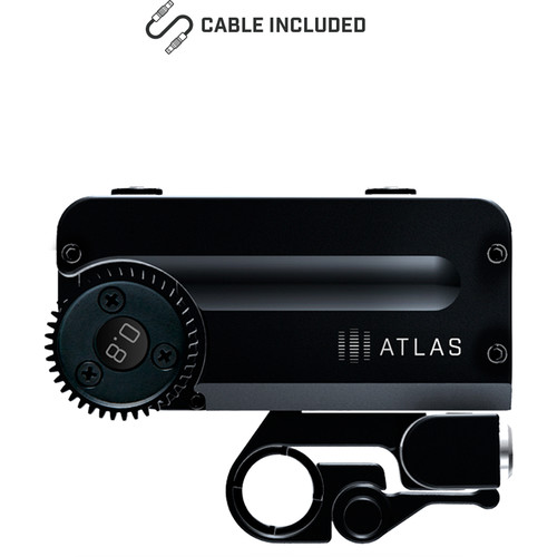 Redrock Micro Atlas Smart Motor Lens Control For Aerial Cinema With S.Bus Cable, Single Channel