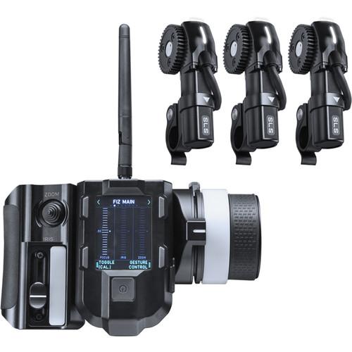 Redrock Micro Commander Kit for MōVI Pro/XL with 3 SLS Lens Motors & Hard Case
