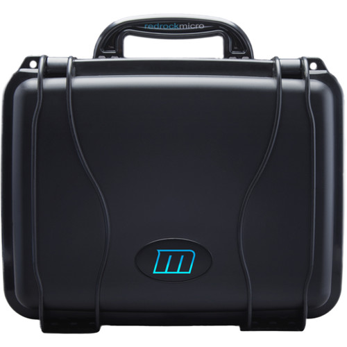 Redrock Micro Carrying Case with Fitted Foam for Redrock Commander & SLS Lens Motors