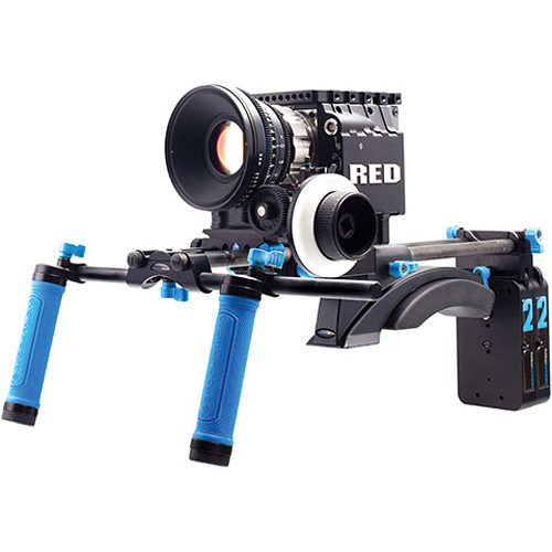 Redrock Micro Field Cinema Bundle for RED Epic/Scarlet Cameras