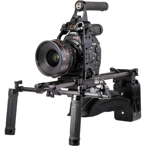 Redrock Micro ultraCage Black Field Bundle for Canon C500