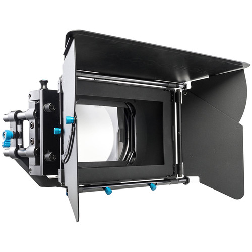 Redrock Micro microMatteBox Deluxe Bundle and MB-1B Matte Box Case Kit