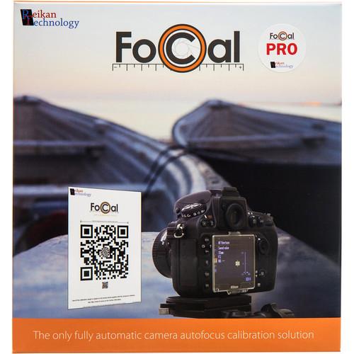 Reikan FoCal Pro Lens Calibration