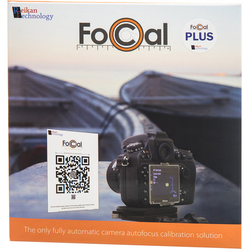 Reikan FoCal Focal Plus Lens Calibration