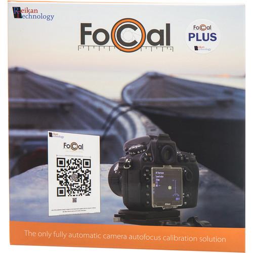 Reikan FoCal 2.0 Plus Lens Calibration