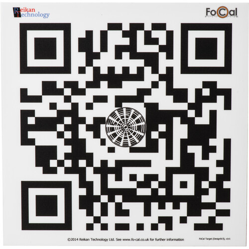 Reikan FoCal FoCal Standard Hard Target (150mm)