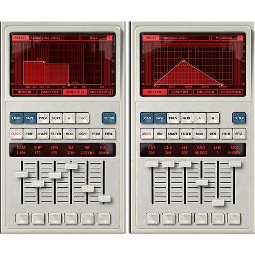 RELAB DEVELOPMENT LX480 Complete Plug-In (Download)
