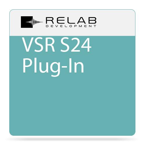 RELAB DEVELOPMENT VSR S24 Plug-In (Download)
