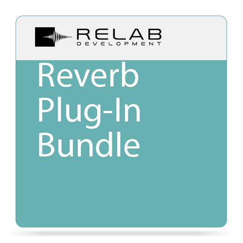 RELAB DEVELOPMENT Reverb Plug-In Bundle (Download)
