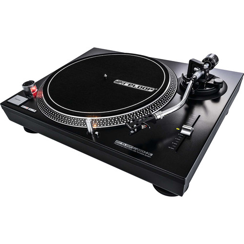 Reloop RP-2000 USB MK2 - Professional Direct Drive USB Turntable System