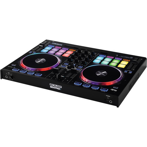 Reloop BeatPad 2 - Cross Platform Controller for iPad, Android & Mac/PC