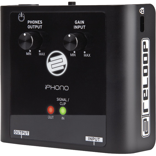Reloop iPhono 2 USB Recording Interface