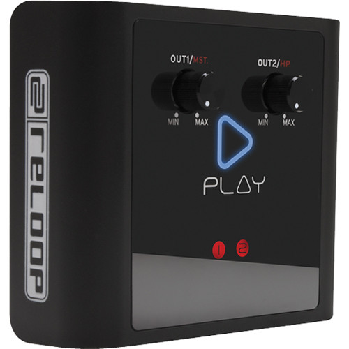 Reloop PLAY 24-Bit USB DJ Audio Interface