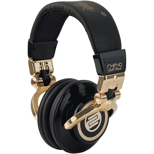 Reloop RHP-10 Professional Headphones (Gold Rush)