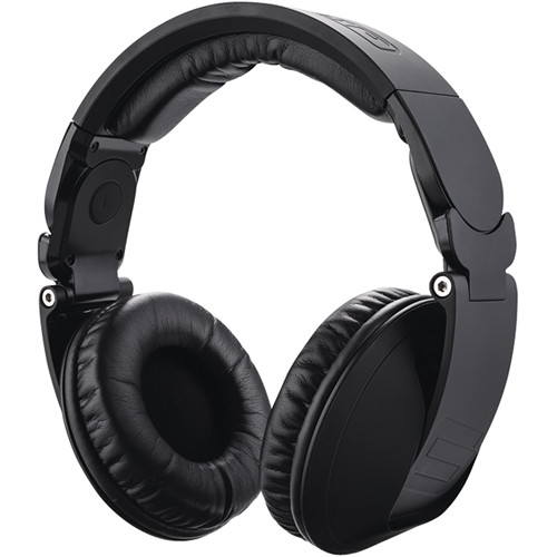 Reloop RHP-20 Knight Edition Deluxe DJ Headphones (Black)