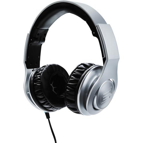 Reloop RHP-30 Professional DJ Headphones (Silver)