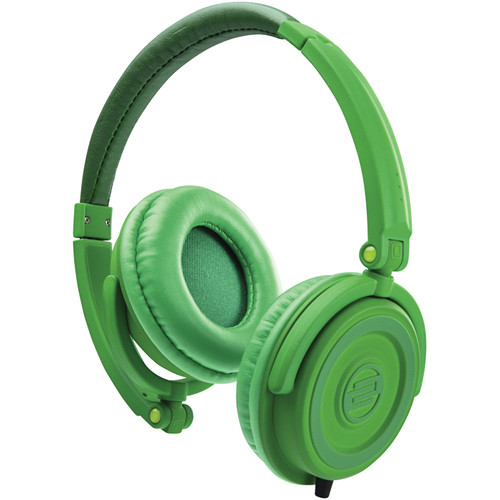 Reloop RHP-5 DJ Headphones (Leaf Green)
