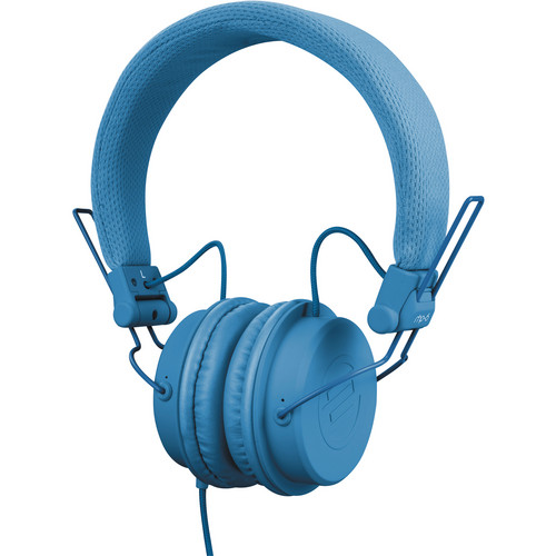 Reloop RHP-6 Series Headphones (Blue)