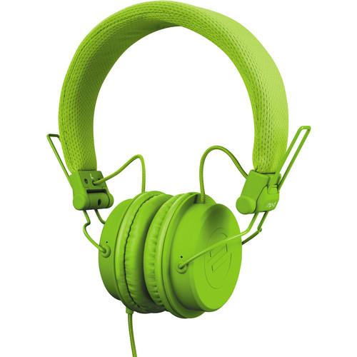 Reloop RHP-6 Series Headphones (Green)