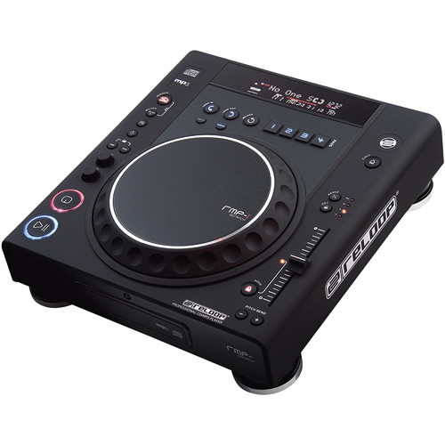 Reloop RMP-1 Scratch MK2 B CD Player (Black)