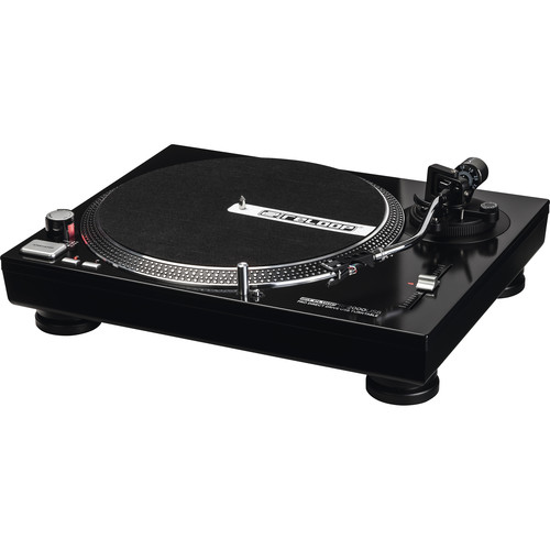 Reloop RP-2000-USB Quartz Controlled Direct Drive Turntable
