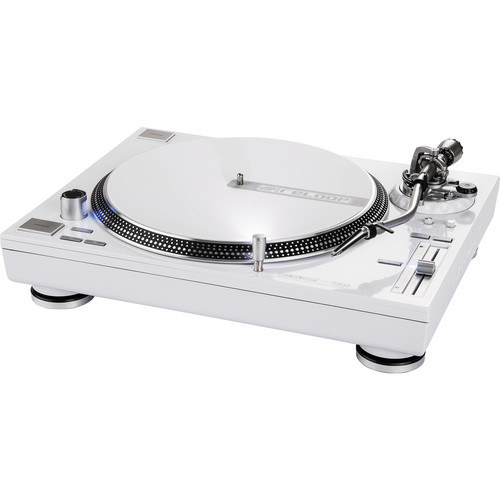 Reloop RP-7000 LTD Direct-Drive High-Torque Turntable (White)