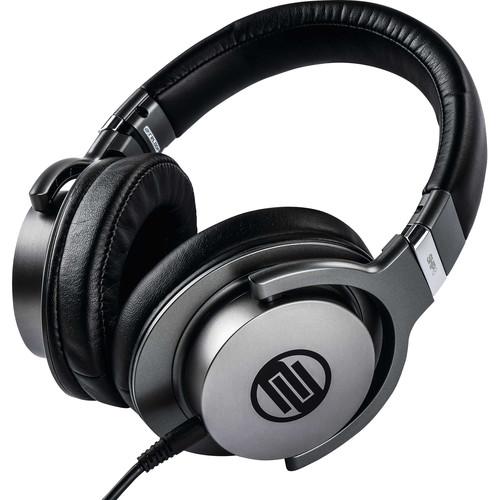 Reloop SHP-8 Over-Ear Studio Headphones (Gunmetal)