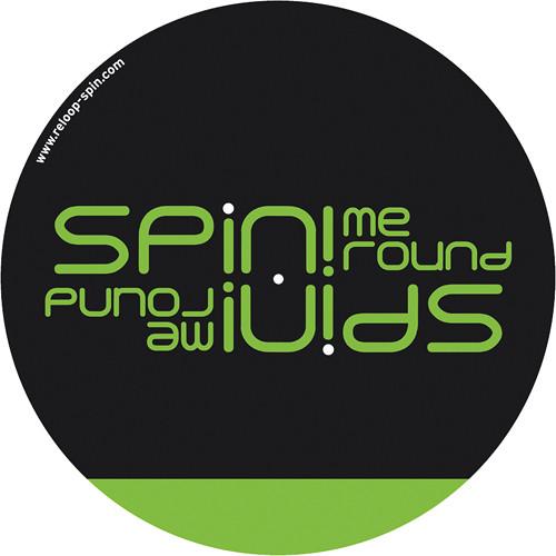 Reloop Slipmat (Spin Me Round!)