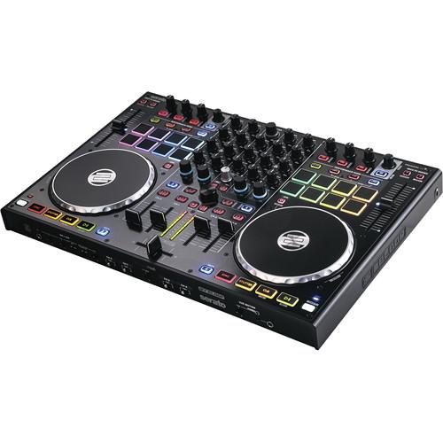 Reloop Terminal Mix 8 DJ Controller with Serato DJ Software