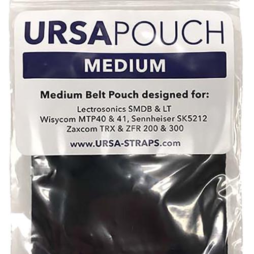 Remote Audio Medium Pouch (Black)