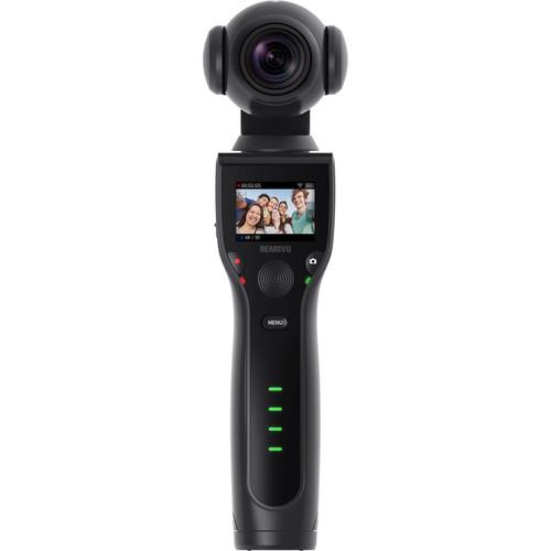 REMOVU K1 3-Axis Handheld Gimbal with 4K Camera