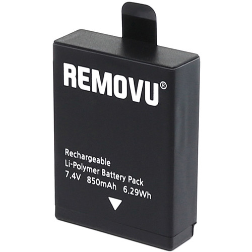 REMOVU Rechargeable Battery for S1