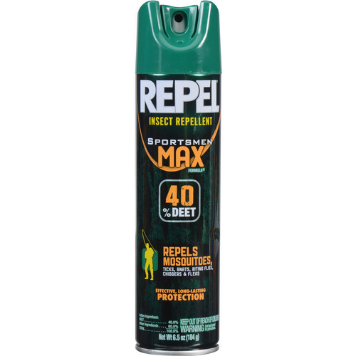 Repel Sportsmen Max Formula Aerosol Spray (6.5 oz)