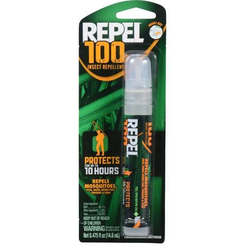 Repel 100 Insect Repellent (0.475 oz, Pen-Size Pump Spray)