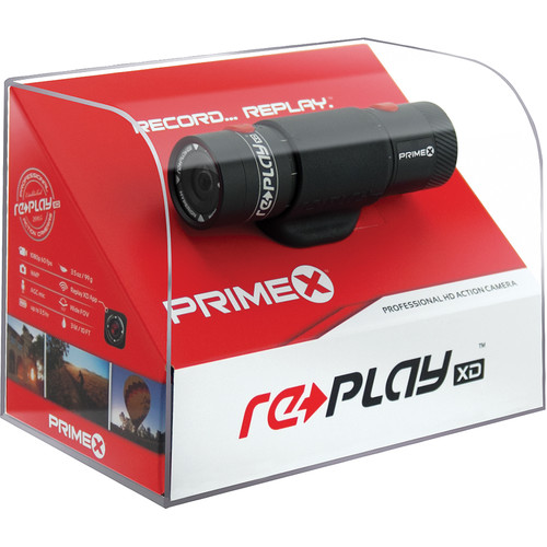 Replay XD Prime X Action Camera