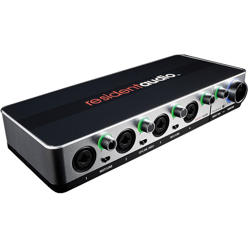 Resident Audio T4 - Thunderbolt Audio Interface