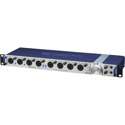 Zoom TAC-8 Thunderbolt Audio Interface (18 x 20)