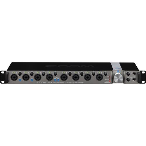 Zoom UAC-8 USB 3.0 Audio Interface