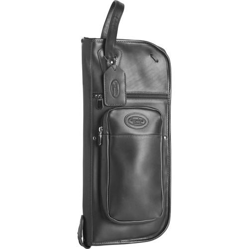 Reunion Blues Extra Large Stick & Mallet Bag (Classic Black Leather)