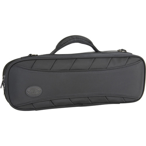 Reunion Blues RB Continental Midnight Series Trumpet Case (Black)