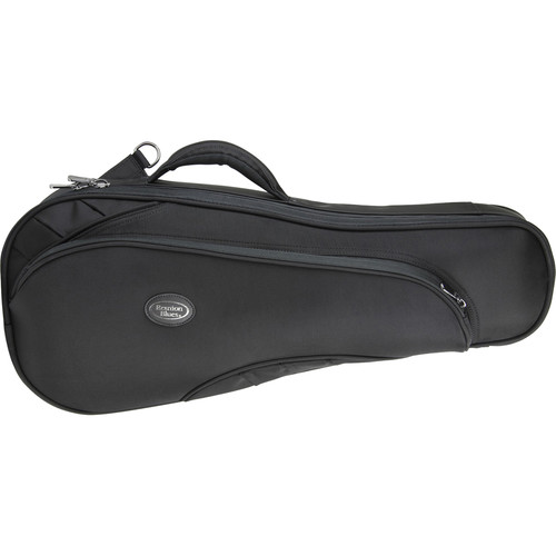 Reunion Blues RB Continental Midnight Series Concert Ukulele Case (Black)