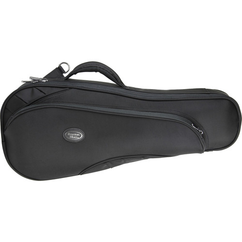 Reunion Blues RB Continental Midnight Series Tenor Ukulele Case (Black)