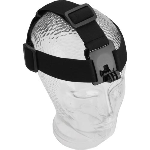 Revo Adjustable Head Strap Mount for GoPro