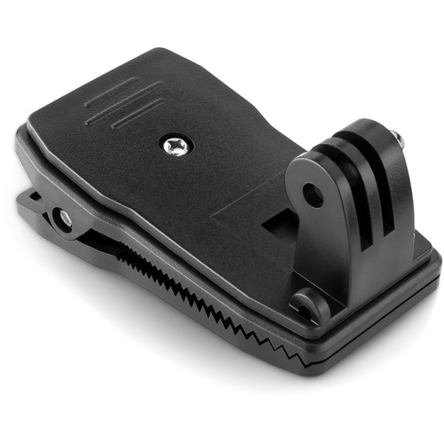 Revo 360° Clip with Three-Prong Mount for GoPro