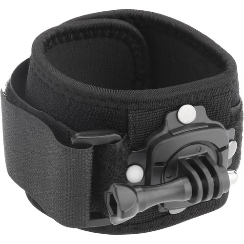 Revo Wrist Mount with 360° Adjustment for GoPro