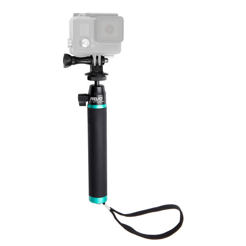 Revo Action Cam Shooting Pole with Ball Head & GoPro Adapter Kit