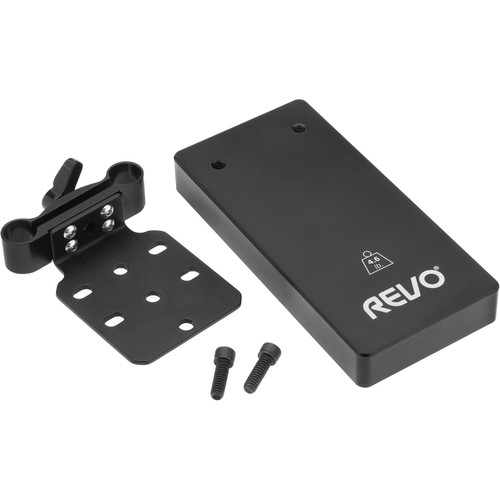 Revo 15mm Counterweight for Shoulder Rigs v2 (4.6 lb)