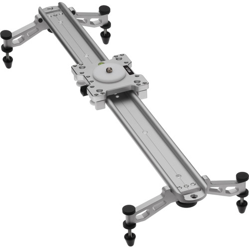 "Revo Camera Track Slider V2 with Adjustable Feet (23"")"