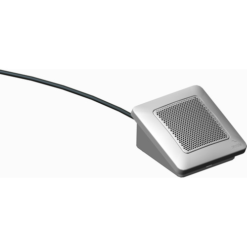 Revolabs Directional Tabletop Elite Wired Microphone with Mute Option (White)