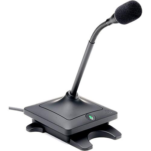 """Revolabs 6"""" Gooseneck Elite Wired Microphone (Black)"""